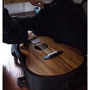 Электроакустическая гитара Enya EA-X1EQ+ с чехлом и аксессуарами фото