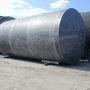 Пожарные резервуары для хранения воды, накопительные емкости для канализации, сточных вод фото