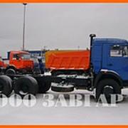 КАМАЗ 53215 шасси фото