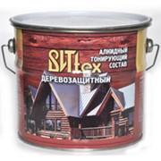 Деревозащитный состав Витэкс палисандр color 7 кг фото