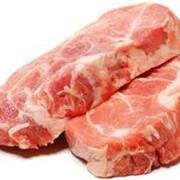 Мясо свинины полутуши глубокой заморозки фото