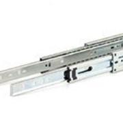 Шариковые направляющие Firmax полного выдвижения, H=45 мм, L=300 мм цинк (2 части) фото