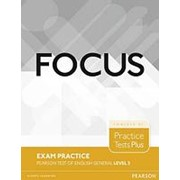 Marta Uminska, Patricia Reilly Focus Exam Practice 3 (B2) Pearson Tests of English General (PTE) фото