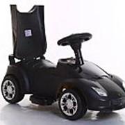 Детский электромобиль Lamborgini HQBB 5888 черный матовый (VIPTOYS) фото