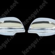 Хром на зеркала, Chevrolet Captiva фото