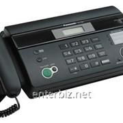 Факс Panasonic KX-FT984UA-B Black, код 14936 фото