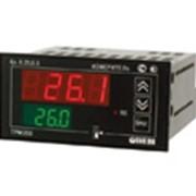 Измеритель двухканальный с интерфейсом RS-485 ОВЕН ТРМ200-Щ2 фото