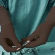 Перчатки стерильные офтальмологические Microtex фото