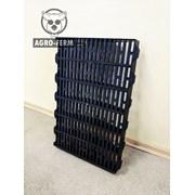 Пластиковые щелевые полы «Черный» для поросят фото
