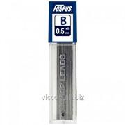 Грифеля для механического карандаша forpus, 0.5 mm, b FO51103 фото