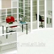 Офисные перегородки системы P100 фото