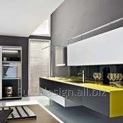 Современная кухня Riciclantica Alluminio фото