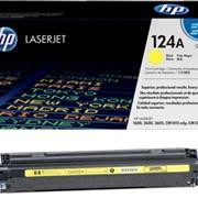 Услуга заправки картриджа HP Q6002A и Q6002A Yellow для лазерных принтеров фото