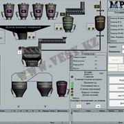 Автоматизация процесса приготовления асфальтовой смеси фото