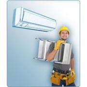 Установка кондиционеров, монтаж, ремонт, обслуживание фото