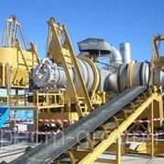 Асфальтный мобильный завод QLB-80 фото