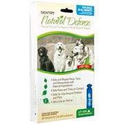 Капли от блох и клещей для собак и щенков Sentry Natural Defense, 1,5 мл фото