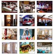 Текстиль для ресторанов и гостиниц фото