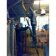 Техническое и информационное обслуживание узлов учета газа (газосчетчиков) фото