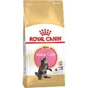 Royal Canin 4кг Maine Coon Kitten Сухой корм для котят породы Мейн Кун до 15 месяцев фото