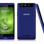 Roma R2 Plus GSmart Dual Gigabyte смартфон , Темно-синий фото