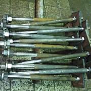 Заказать анкерные болты в Нур-султане по ГОСТу 24379.1-80 фото