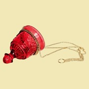 Лампада подвесная Чаша (рубин). Арт.Ст.1943 фото