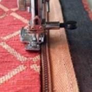 Лапка для вшивания молнии фото