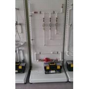 Учебный стенд «Узел ввода В1 (водоснабжение многоквартирного жилого дома) фото