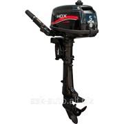 Лодочный мотор HDX T 5 BMS фото