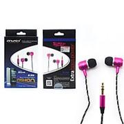 Наушники Awei Bass Q35 Pink (Розовый) фото