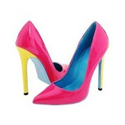 Яркие туфли Hottie фото