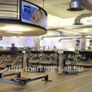Размещение рекламы в салонах, фитнес-центрах фото