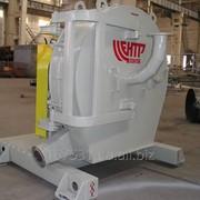 Автоматическая центрифуга ФВИ-1,1.01 лопастного типа с инерционной выгрузкой осадка фото