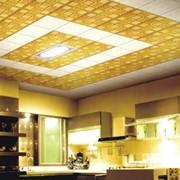 Потолки кассетные алюминиевые фото