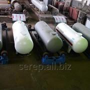 Резервуар для сжиженных углеводородных газов (СУГ) надземный 69,009039 фото