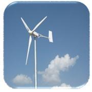 Электрогенераторы ветряные FY- 20Квт фото