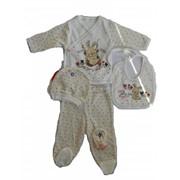 Комплект для новорожденных Зайчик фото