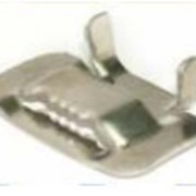 Скрепа для ленты НС-20-Т (с зубьями) фото