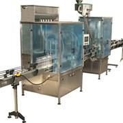 Оборудование для розлива жидких пищевых продуктов фото