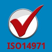 Сертификат ГОСТ ISO 14971 - 2011 фото