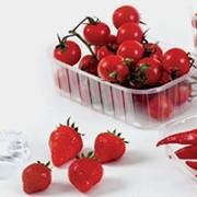 Упаковка для овощей, ягод, грибов и фруктов фото
