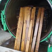 Автоклавная пропитка древесины фото