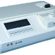Анализатор агрегации тромбоцитов АР 2110 фото