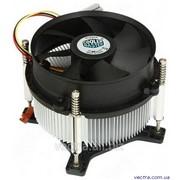 Процессорный кулер Cooler Master CP6-9HDSA-0L-GP LGA1150/1155/1156,3pin,2200об/мин,23.8dBa (CP6-9HDSA-0L-GP) фото