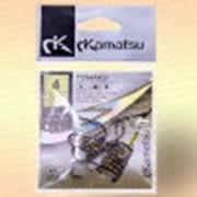 Крючки Kamatsu Tomaru, номер 4 фото