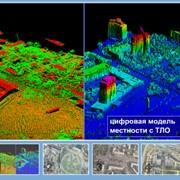 Цифровая модель местности (ЦММ) фото