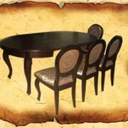 Мебель из натурального дерева Классика фото