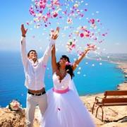 Бракосочетание в романтических местах Европы фото