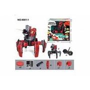 Робот-паук (лазер, диски) 2.4GHz (синий, красный) - 9001-1 фото